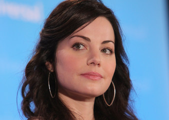 Erica Durance NBCUniversal Summer Press Day - Inside