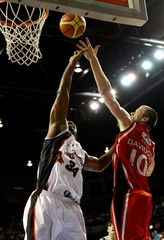 Galen Young NBL Grand Final Series - Hawks v Wildcats: Game 2