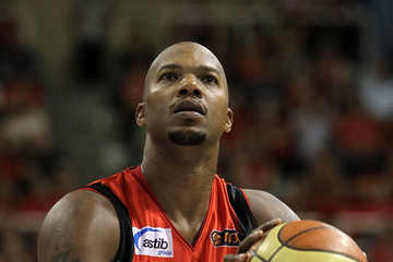 Galen Young NBL Grand Final Series - Wildcats v Hawks: Game 1