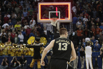 Chas McFarland NCAA Basketball Tournament - First Round - New Orleans