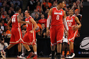 Jared Sullinger and Aaron Craft Photos Photo