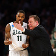 Tom Izzo and Keith Appling Photos