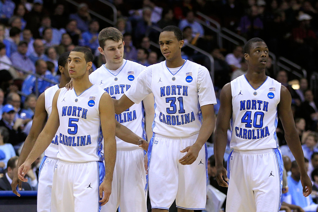12220b58170 2012 unc basketball roster