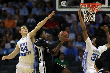 Jamal Olasewere NCAA Basketball Tournament - Second Round - Charlotte