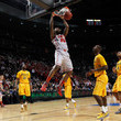 A.J. Hardeman NCAA Basketball Tournament - Second Round - Portland
