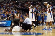 Billy Donovan and Kenny Boynton Photos Photo