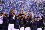Quinn Cook and Marshall Plumlee Photos Photo