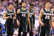 Denzel Valentine Bryn Forbes Photos Photo