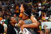 Brittney Griner and Odyssey Sims Photos Photo