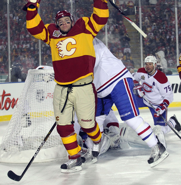 Worst to First Jerseys  Calgary Flames (Redux)  8fcc51bcd94