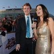 Heidi Androl NHL All Star Game - Player Red Carpet Arrivals