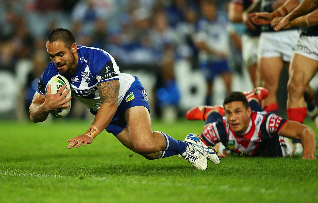 sydney roosters vs canterbury bulldogs 2013 dodge - photo#26