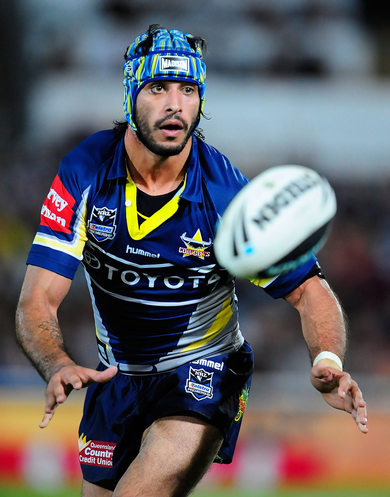 johnathan thurston - photo #33