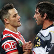 Cooper Cronk Johnathan Thurston Photos