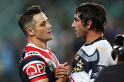 Cooper Cronk Johnathan Thurston Photos Photo