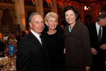 Michael Bloomberg Diana Taylor NYC & Company Leadership in Tourism Award Dinner