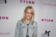Recording artist Jessie Malakouti attends NYLON Magazine And Tommy Girl Celebrate The Annual May Young Hollywood Issue - Party at Hollywood Roosevelt Hotel on May 9, 2012 in Hollywood, California.