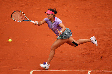 Na Li French Open: Day 3