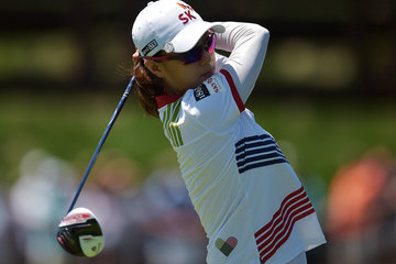 Na Yeon Choi U.S. Women's Open - Round Three