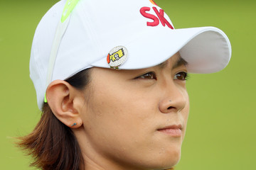 Na Yeon Choi HSBC Women's Champions - Day Two