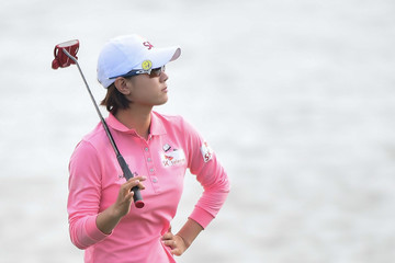 Na Yeon Choi Blue Bay LPGA - Day 2