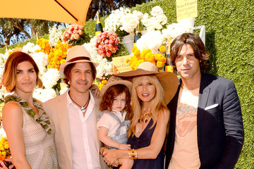 Nacho Figueras The Fourth-Annual Veuve Clicquot Polo Classic, Los Angeles - Red Carpet