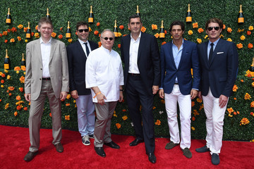 Nacho Figueras The Eighth-Annual Veuve Clicquot Polo Classic - Red Carpet Arrivals