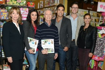Nadia Bjorlin Galen Gering 'Days of Our Lives: Better Living' Book Tour Stop — Part 4