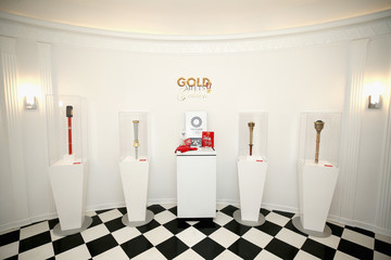 """Nadia Comaneci Coca-Cola Presents The 6th Annual """"Gold Meets Golden"""" Brunch, Hosted By Nicole Kidman And Nadia Comaneci"""