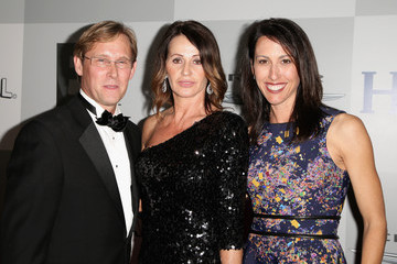 Nadia Comaneci Bart Conner NBCUniversal Golden Globes Party