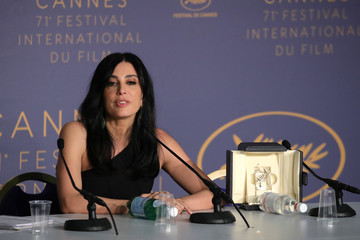Nadine Labaki Palme D'Or Winner Press Conference - The 71st Annual Cannes Film Festival