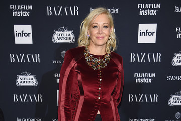 Nadja Swarovski Harper's BAZAAR Celebrates 'ICONS By Carine Roitfeld' At The Plaza Hotel Presented By Infor, Laura Mercier, Stella Artois, FUJIFILM And SWAROVSKI - Red Carpet