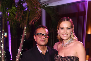 Naeem Khan Creatures of the Night Late-Night Soiree Hosted by Chopard and Champagne Armand De Brignac