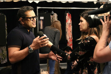 Naeem Khan TRESemme at Naeem Khan September 2016 - New York Fashion Week: The Shows