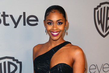 Nafessa Williams The 2018 InStyle and Warner Bros. 75th Annual Golden Globe Awards Post-Party - Red Carpet