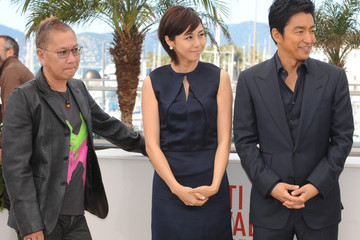 Nanako Matsushima 'Wara No Tate' Photo Call in Cannes
