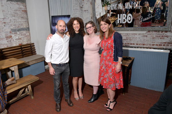 HBO's 'I Love You, Now Die' New York Premiere
