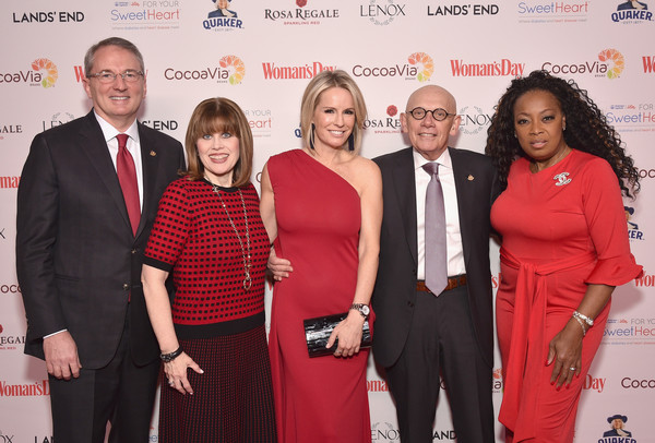Woman's Day Celebrates 15th Annual Red Dress Awards - Arrivals