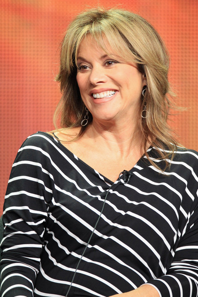 Nancy Lee Grahn - 2012 Summer TCA Tour - Day 6
