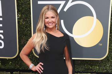 Nancy O'Dell 75th Annual Golden Globe Awards - Arrivals
