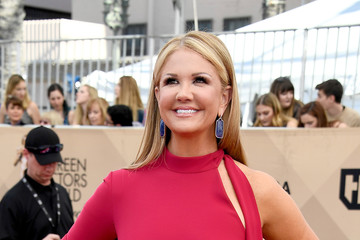 Nancy O'Dell The 23rd Annual Screen Actors Guild Awards - Arrivals