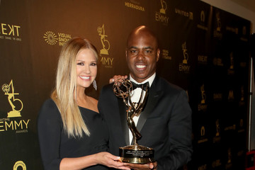 Nancy O'Dell 45th Annual Daytime Emmy Awards - Press Room