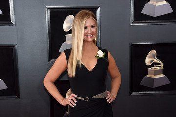Nancy O'Dell 60th Annual GRAMMY Awards - Arrivals
