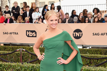 Nancy O'Dell The 22nd Annual Screen Actors Guild Awards - Arrivals