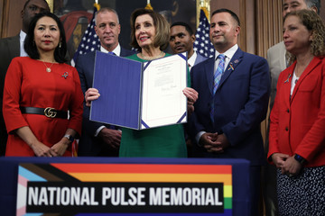 Nancy Pelosi European Best Pictures Of The Day - June 17