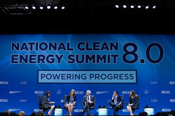 Nancy Pfund National Clean Energy Summit 8.0: Powering Progress in Las Vegas