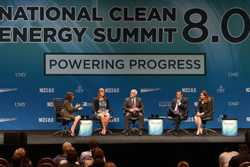 Nancy Pfund President Obama Speaks at Clean Energy Summit in Las Vegas