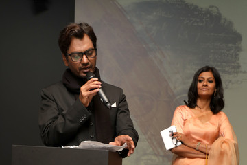 Nandita Das HP - Manta Buyers Evening At The 70th Cannes Film Festival