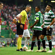 Nani Sporting CP vs. Arsenal - UEFA Europa League - Group E