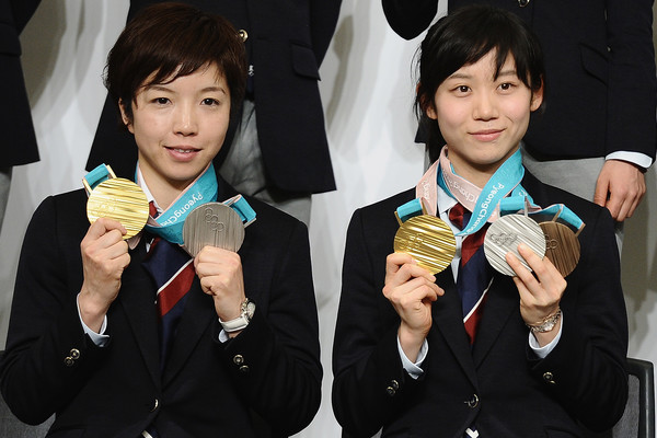 PyoengChang Olympic Japan Team Press Conference